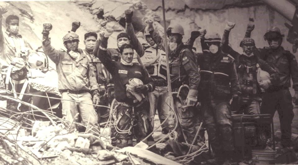 """Exposición temporal """"SISMOS 1985/2017. De los escombros a la esperanza"""""""