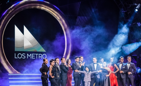 Ceremonia #LosMetro