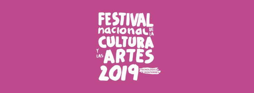 Festival Nacional de la Cultura y las Artes 2019