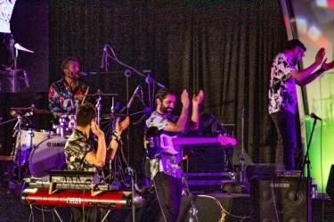 5Festival de Jazz de Polanco