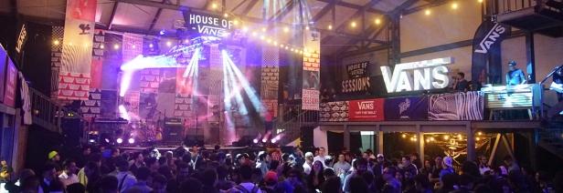 Foro Indie Rocks! / Foto: Cortesía Vans