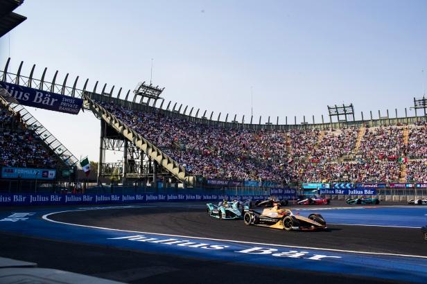 E-Prix Ciudad de México | Foto: LAT/Formula E