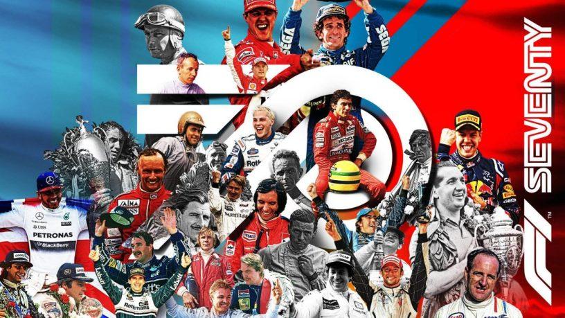 La Fórmula 1 celebra su 70 aniversario