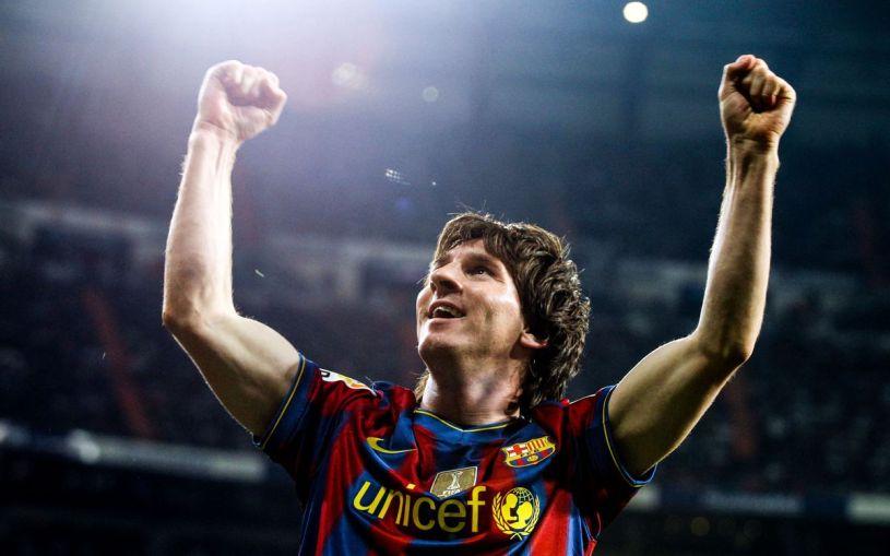El camino dorado de Leo Messi
