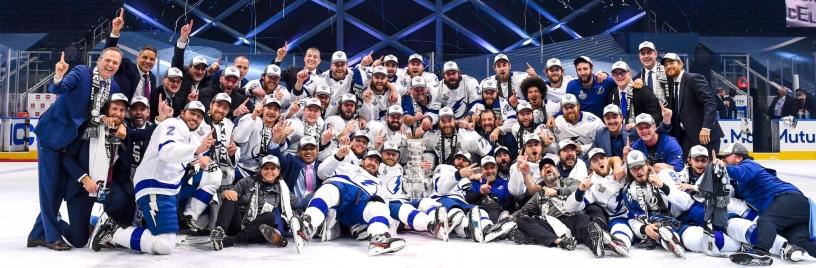 Tampa Bay Lightning, campeón de la Stanley Cup