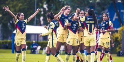 Jornada de hat-tricks en el fútbol femenil en México
