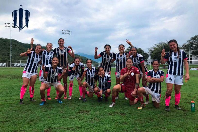 Goles de altura en la Liga MX Femenil