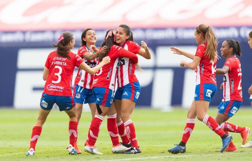 Fiesta de goles en la Liga MX Femenil