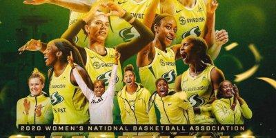 La tormenta se apodera de la burbuja en la WNBA