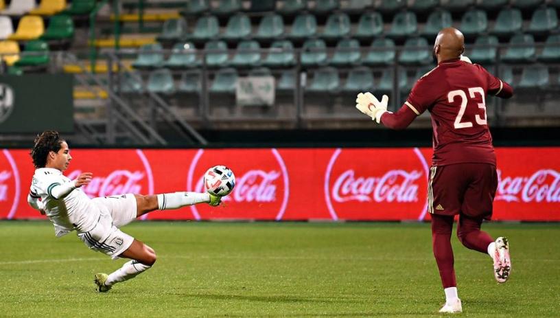 México salva fecha FIFA del pie de Lainez