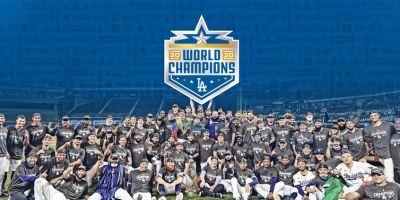 Dodgers, Campeones de la Serie Mundial